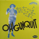 "45Rpm ✦ OH! GUNQUIT ✦""Nomads Of The Lost"" - Trashy, Freakobilly - Hear♫"